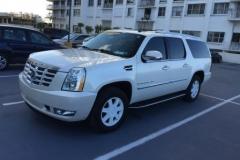 Cadillac Escalade автомобиль для экскурсий в Майами