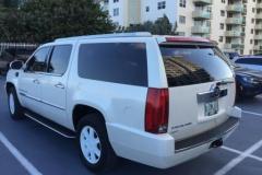 Cadillac Escalade - аренда автомобилей в Майами