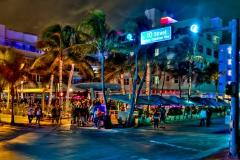 Ночной клуб Clevelander Майами 2