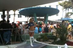 Ночной клуб Clevelander Майами 4