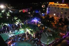 Ночной клуб Clevelander Майами 5