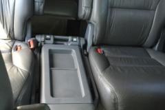 Honda Odyssey 2007 leather seats