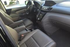 Honda Odyssay drive seat