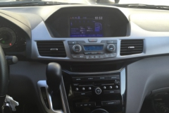 Honda Odyssay driver panel