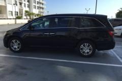Honda Odyssey side