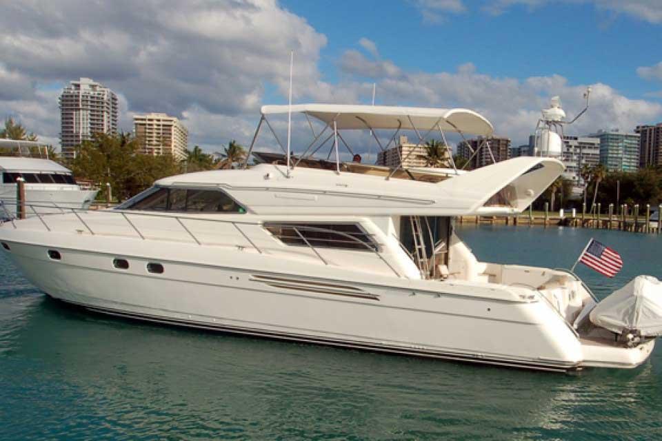 Обзорная экскурсия по Майами на катере