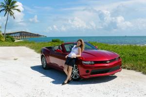 Алексей Чурсин предлагает лучшие цены на аренду автомобиля в Майами