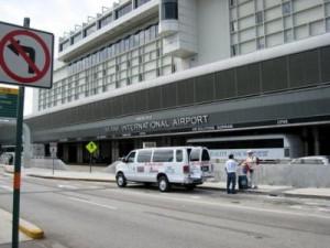 Алексей Чурсин организует транфер с аэропорта в Майами