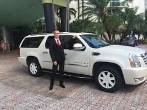 Трансфер в Майами на Cadillac escalade