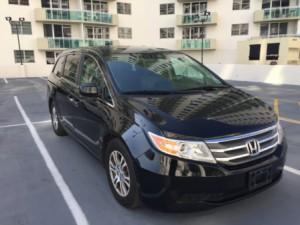 Honda Odyssey - аренда в Майами самого популярного автомобиля США